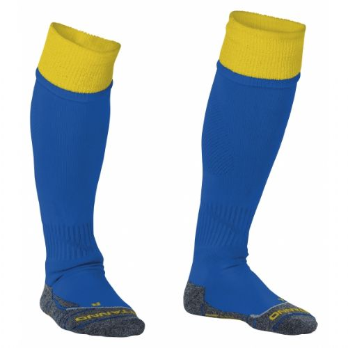 Reece Combi Socks Royal/Yellow Unisex Senior